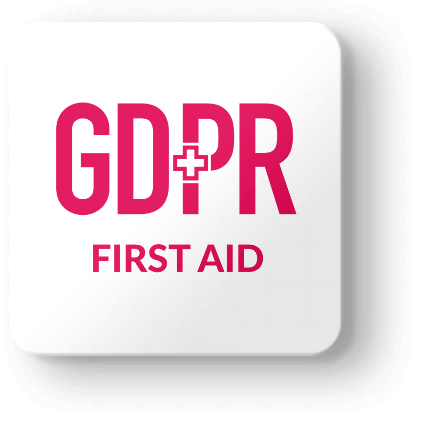 First Aid Kit - GDPR