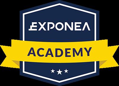 Exponea Academy Badge