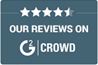 G2Crowd review badge