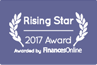Risingstar badge