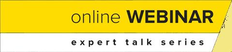 Online webinar label