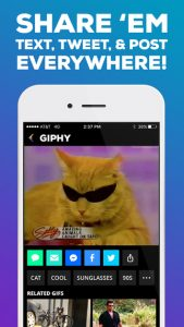 giphy chatbot