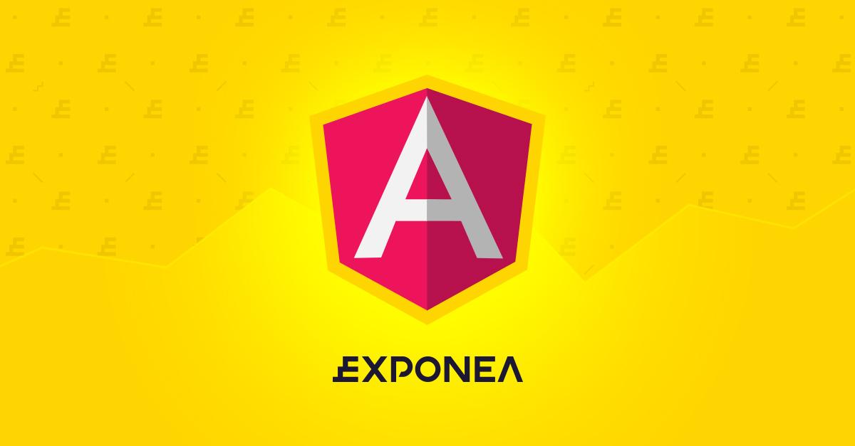 Exponea AngularJS