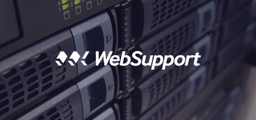 WebSupport is a major CEE webhosting provider