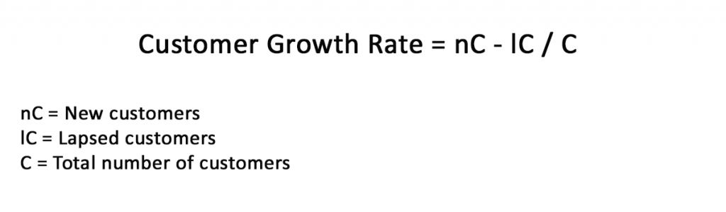 Customer Growth Rate