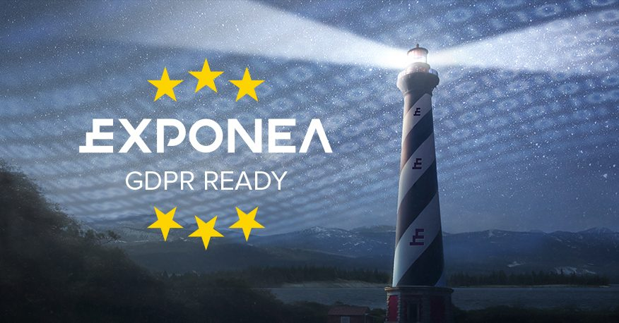 Navigating GDPR is Easier with Exponea as the E-Commerce Beacon