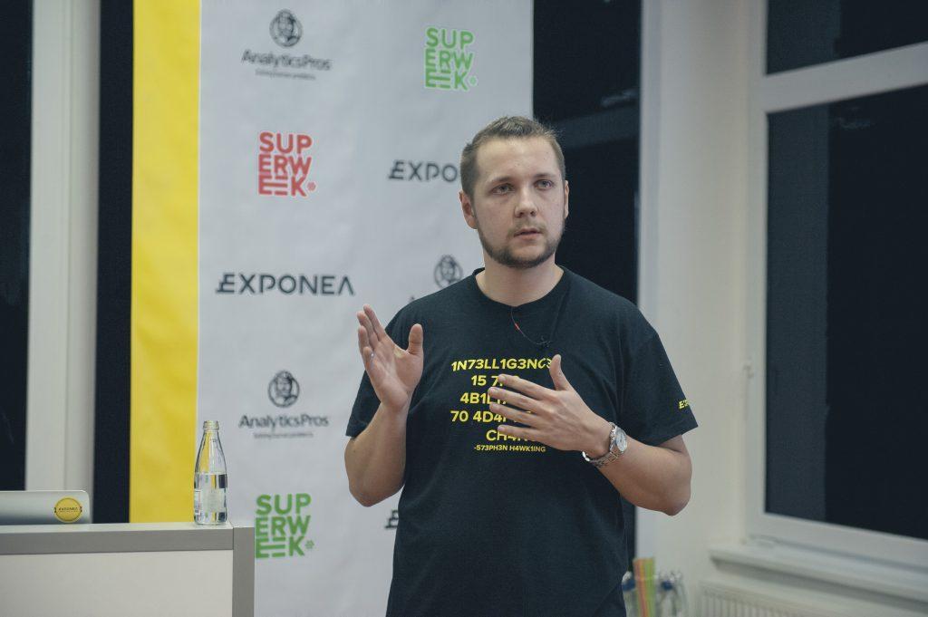 Victor Krylov at Superweek 2018
