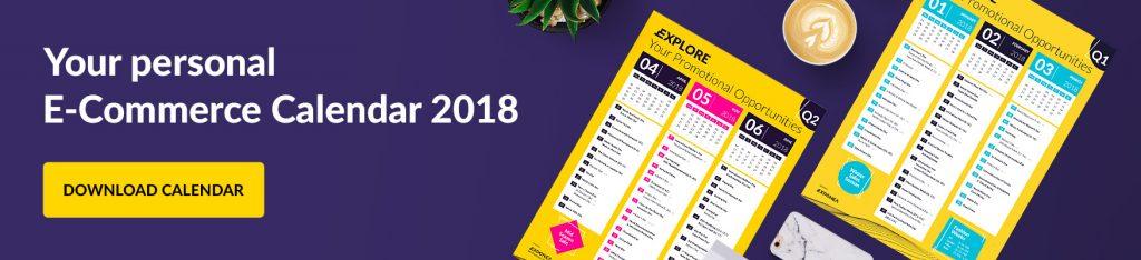 Exponea Calendar 2018
