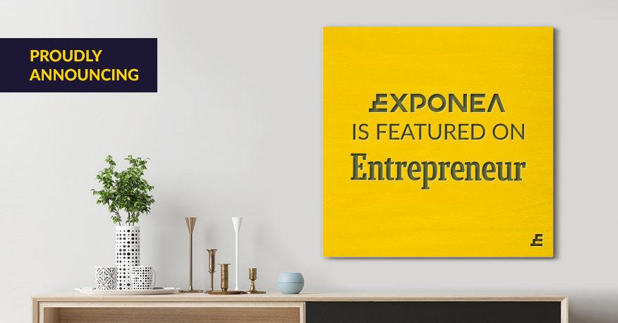 Exponea Entrepreneur