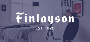 Finlayson is a textile manufacturer with a storied history and progressive plan.