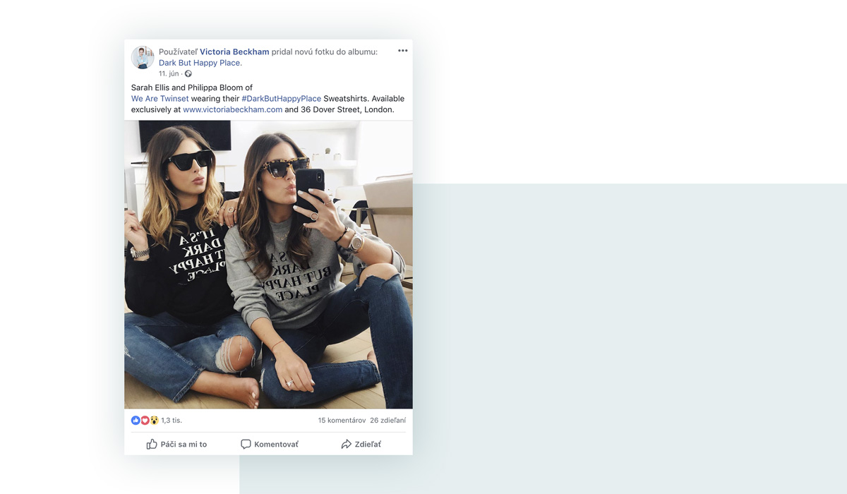 Influencer Marketing Campaigns: Facebook Post