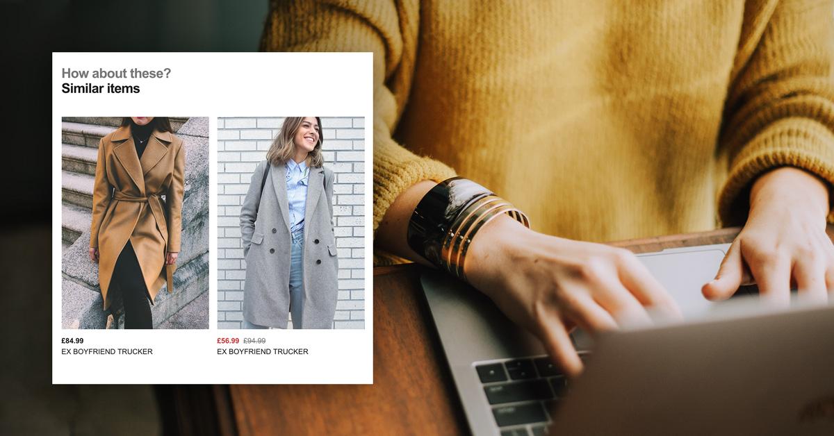 AI in Online Fashion