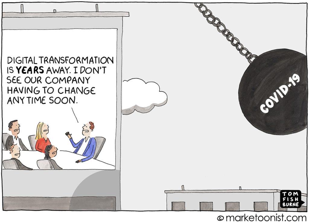 New Normal - Digital Transformation