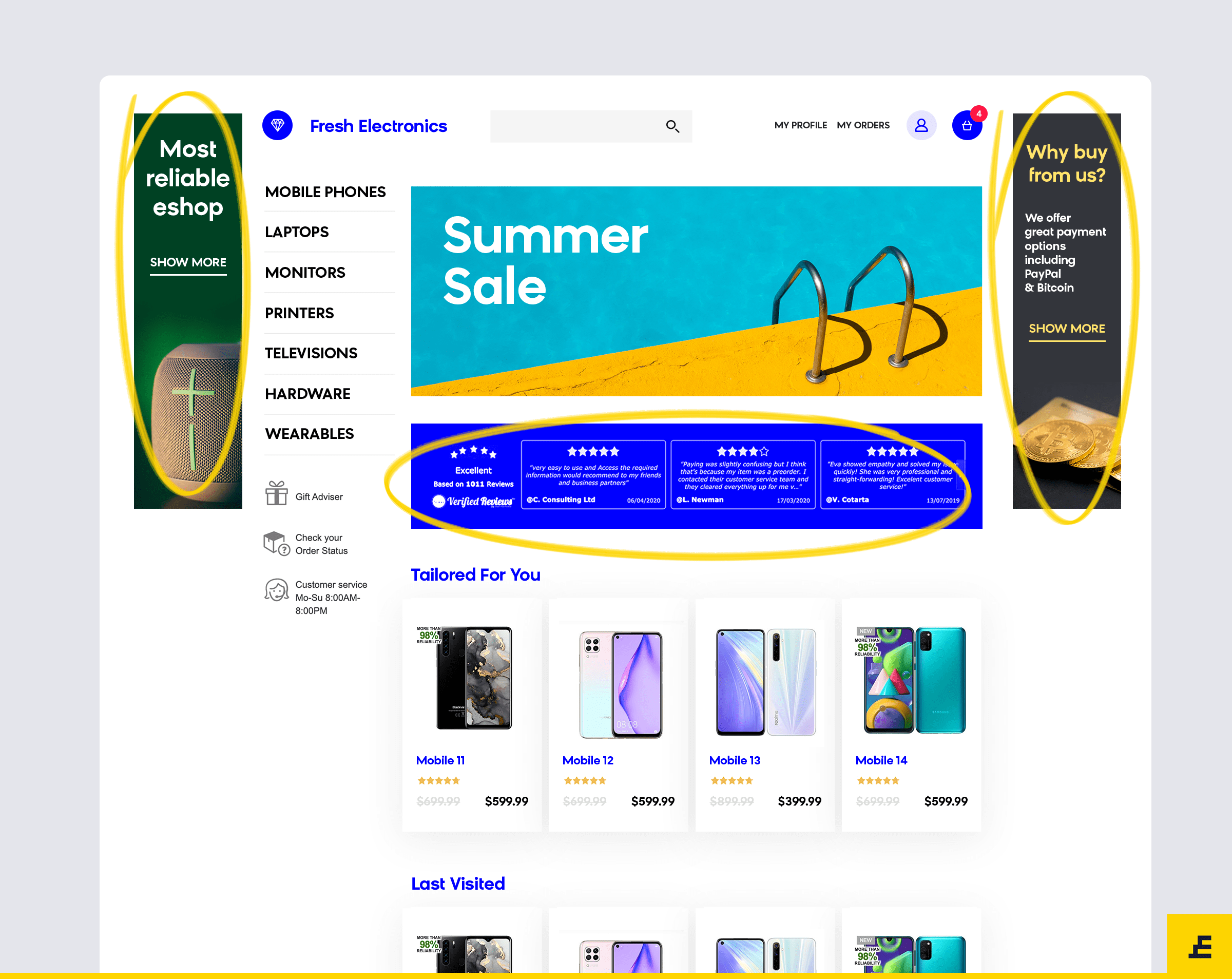 marketing psychology - homepage