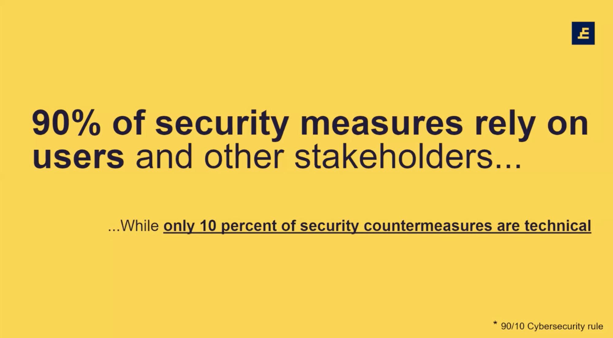 security rule in marketing